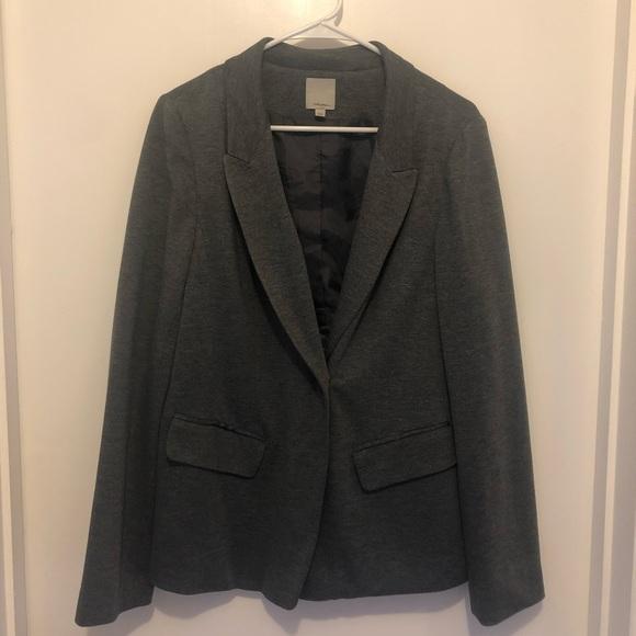 Halogen Jackets & Blazers - Halogen Gray Blazer